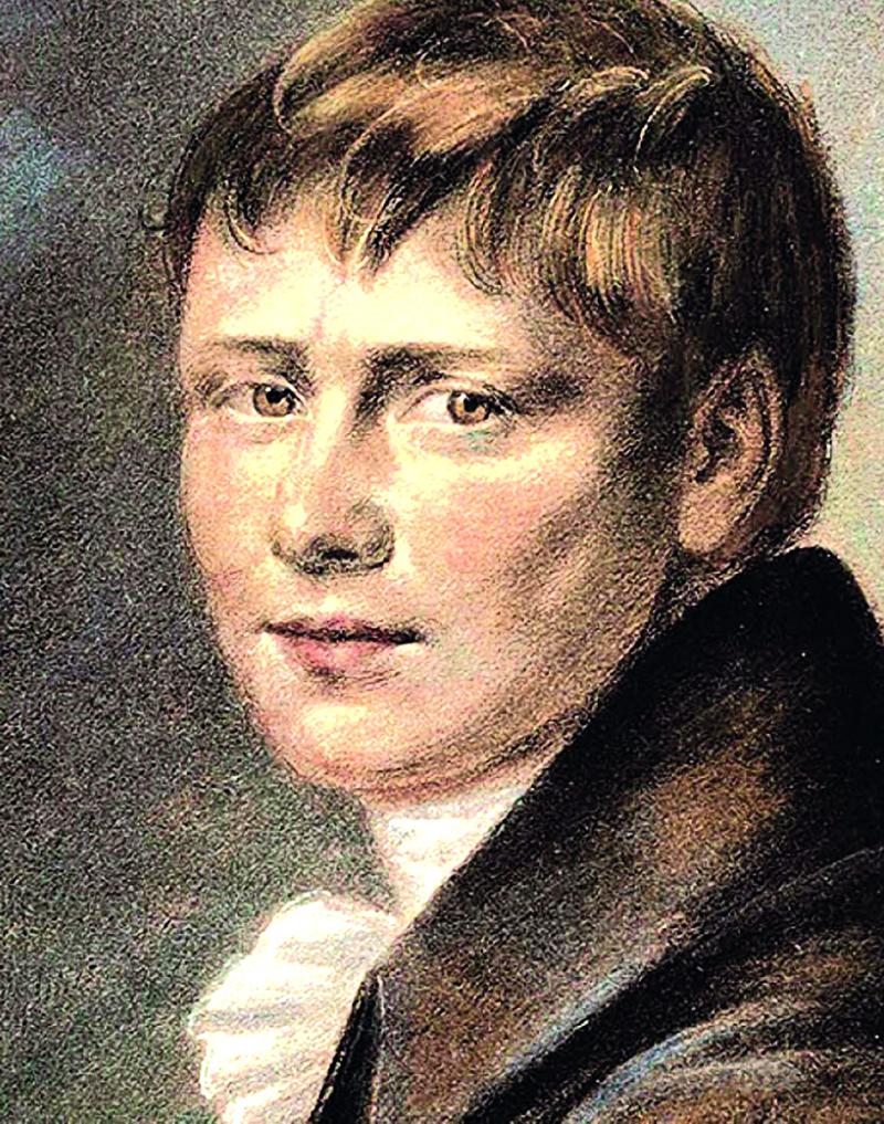 Berühmte Besucher Butzbachs: Der Dichter Heinrich von Kleist verunglückte  mit Kutsche auf Marktplatz - Butzbacher Zeitung